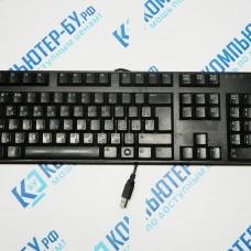Клавиатура Dell L30U проводная 104 клавиши USB бу