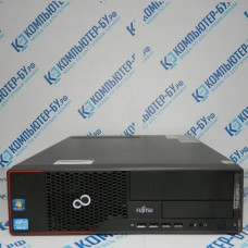 Системный блок FUJITSU ESPRIMO E710 SFF i5 3rd Gen/8GB/500GB HDD/DVD-RW, Win7Pro б/у