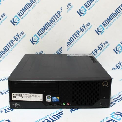 Системный блок FUJITSU ESPRIMO SFF CORE 2 DUO E7500, 7400, 7300, 2.93 GHZ, 4GB, 250, 160 GB HDD, DVD-ROM, INTEL бу