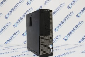 Системный блок Dell Optiplex 390 (G620, 4gb, 160gb, SFF, no DVDRW, Win7pro) б/у