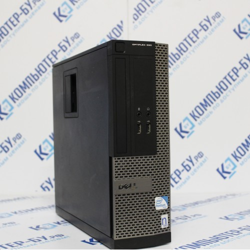 Системный блок Dell Optiplex 390/G640/4GB/0GB/DT/noOS