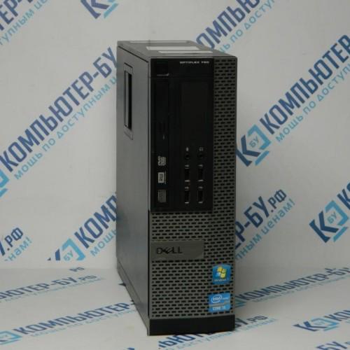 Системный блок Dell Optiplex 790 SFF i5 2nd Gen, 8192MB, 250GB, DVD-RW