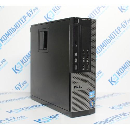Системный блок Dell Optiplex 790/G630/4Gb/250Gb/DT/Win7pro