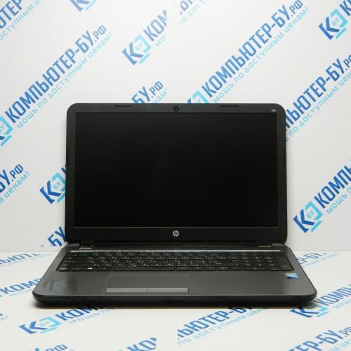 Ноутбук Hewlett-Packard 250 G3 Core i3-4005U, 4Gb, 500Gb, Win бу