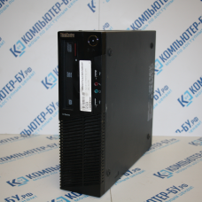 Cистемный блок LENOVO ThinkCentre M81 SFF (i3-2120/4096MB/250GB/DVD-RW) б/у
