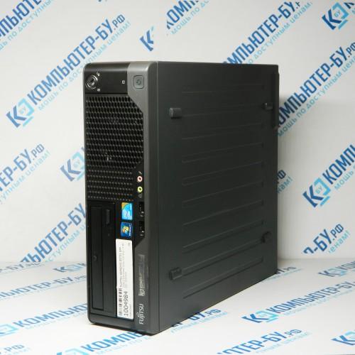 Системный блок FUJITSU ESPRIMO E5731 SFF (C2D E7500, 4096MB, 250GB HDD, DVD-RW) бу
