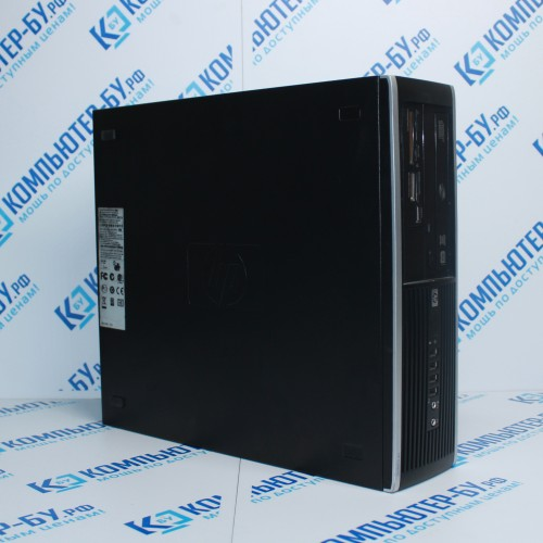 HP Elite 8100 (G6950, 4Gb, 250Gb, SFF, Win7Pro)