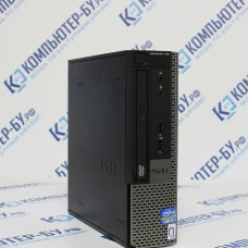 Системный блок Dell Optiplex 790/i3-2130/4gb/160gb/USFF/no DVDRW/Win7pro б/у