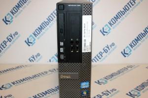 Системный блок Dell Optiplex 390/i3-2100/4Gb/500Gb/SFF/Win7pro