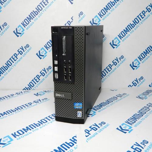 Системный блок Dell Optiplex 790/i5-2400/4Gb/500Gb/SFF/noos Б/У