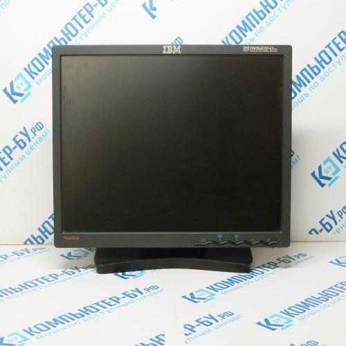 "Монитор IBM ThinkVision L171 LCD 17"" БУ"